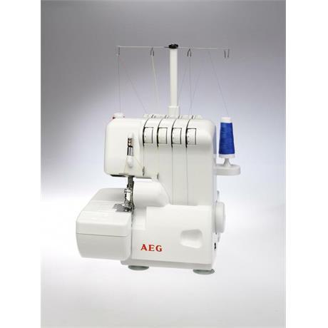 AEG 760, overlock