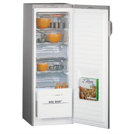 Candy chladnička CFL 3565 A + mraznička CFU 2705 E
