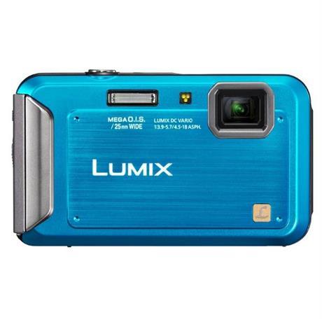 PANASONIC Lumix DMC-FT20 Blue