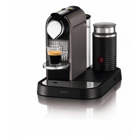 Nespresso Krups CitiZ&Milk XN730T