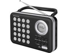 Sencor SRD 220 BS RÁDIO S USB/MP3 SENCOR