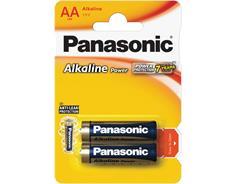 PANASONIC LR6 2BP AA Power Alkalické