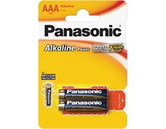 PANASONIC LR03 2BP AAA Power Alkalické