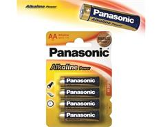 PANASONIC LR6 4BP AA Power Alkalické
