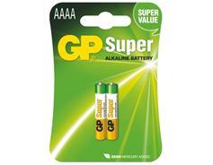 GP Super alkaline 25A AAAA (1ks)
