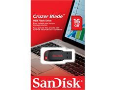 SanDisk Cruzer Blade 16GB (SDCZ50-016G-B35)