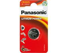 PANASONIC CR-2025 1BP Li