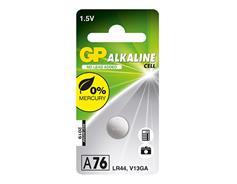 GP Alkaline LR44 (A76F) 1.5V (1ks)