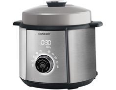 Elektrický tlakový hrnec Sencor SPR 3900SS