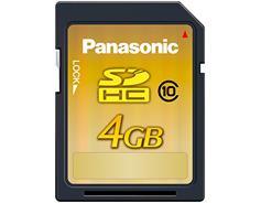 Panasonic RP-SDW04G
