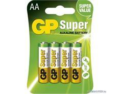GP BAT. SUPER LR6 8+4DB B1320T2