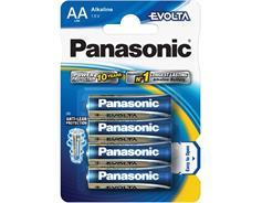 Panasonic EVOLTA Platinum AA 4ks 00236499