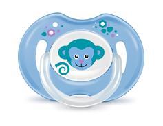 BAYBY BPC 6305 Dudlík modrý 3m