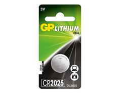 GP Lithium CR2025 (1ks)