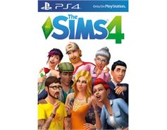 EA The Sims 4 hra PS4