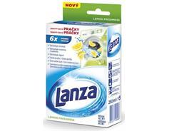 Lanza Lemon Freshness tekutý čistič pračky Citron 250 ml