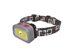 Emos P3531, LED čelovka 1xCOB + 1xCREE LED