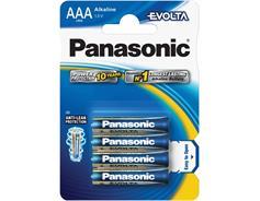 Panasonic EVOLTA Platinum AAA 4ks 00266499