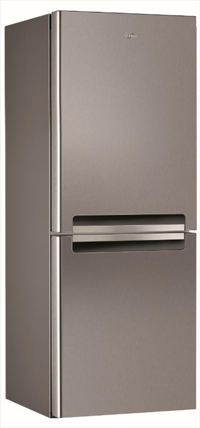 Lednice bez mrazáku WHIRLPOOL SW6 AM2Q W na a ST, počet polic lednice 6, led osvětlení a bez připojení vody, výška 170 cm, šířka 60 cm.