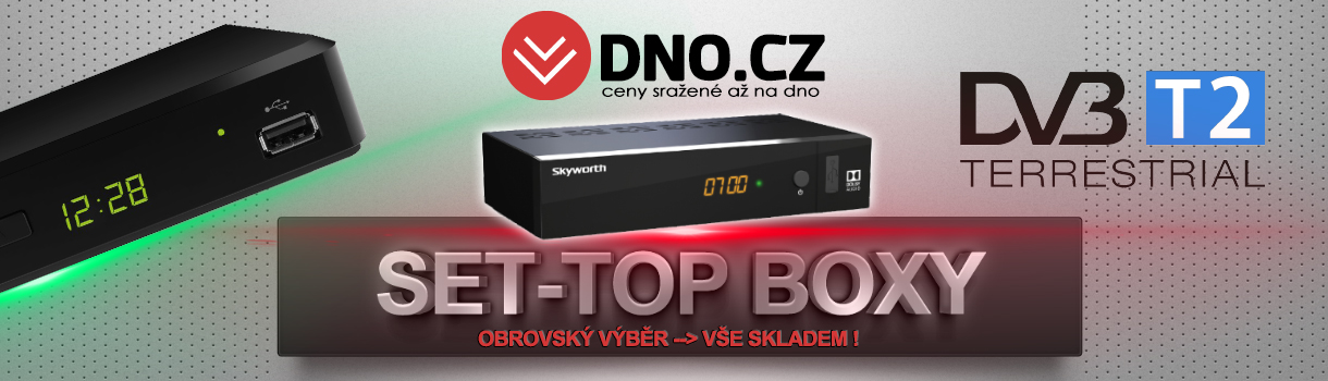 Set-top boxy dno