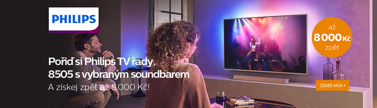 Philips Soundbar Cashback